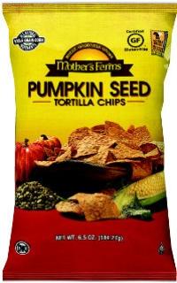 Pumpkin Seed Chips