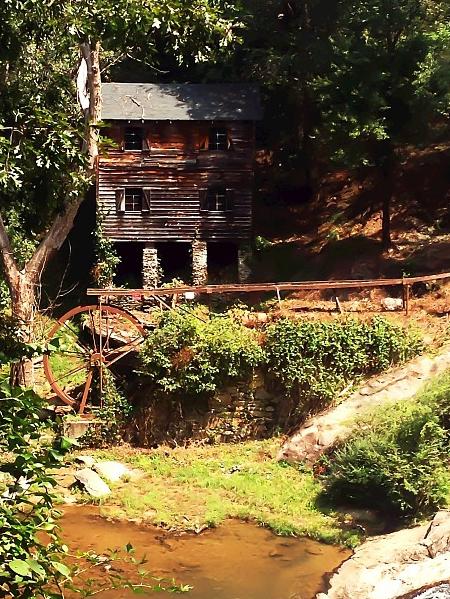 Valdez, North Carolina Mill