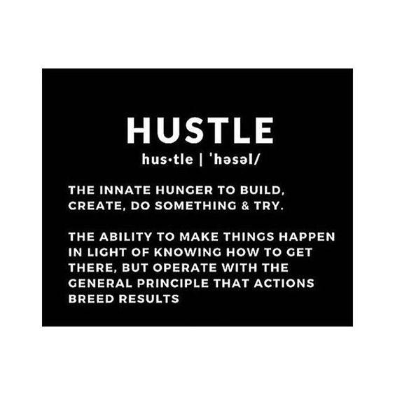 Hustle: 2017