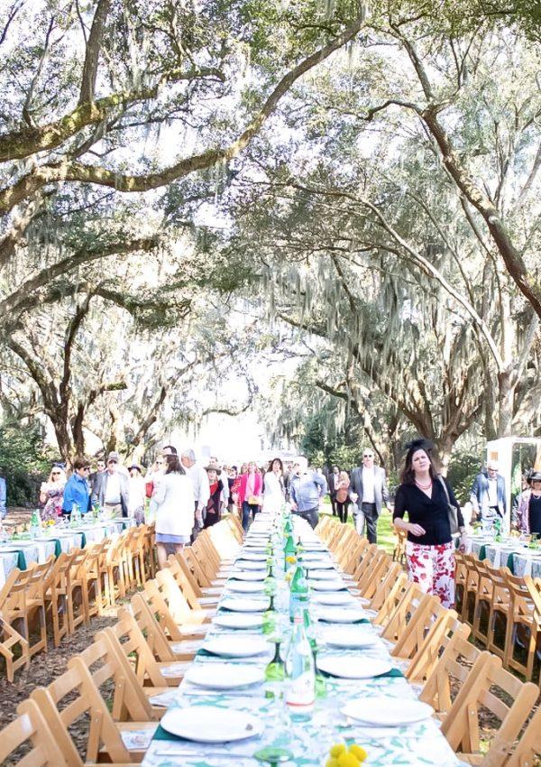 12th Annual Charleston Wine + Food Festival