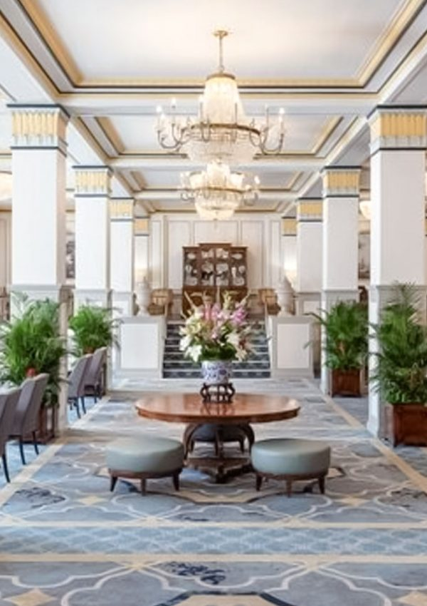 Charleston Area Hotels and Restaurants Receive Top Ratings